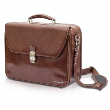 Elite Bags EB12.004 Doctor's marron-www.stethoscoop-centrum.nl