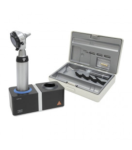 Heine Beta 400 2.5.V F.O. Otoscope incl. NT4 Table Charger