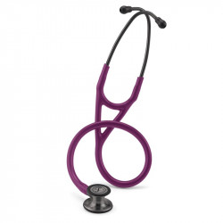 Littmann Cardiology IV Stethoscope 6166 Smoke-Finish Chestpiece
