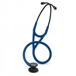Littmann Cardiology IV Stethoscope 6168 Black-Finish Chestpiece