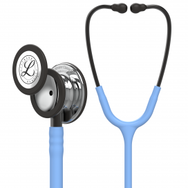 Littmann Classic III Stethoscope 5959 Ceil Blue Mirror - Smoke Stem