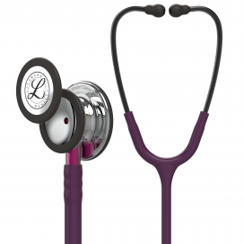 Littmann Classic III Stethoscope 5960 Mirror Plum - Pink stilk