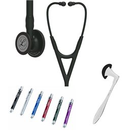 Buy, order, Littmann Cardiology IV Studentbox 6163 All Black