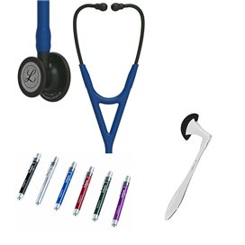 Buy, order, Littmann Cardiology IV Studentbox Navy Blue Black