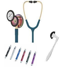 Littmann Classic III Studentbox Special Edition Rainbow Caribbean Blue