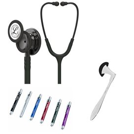 Littmann Classic III Studentbox Smoke Special Edition Black Tube