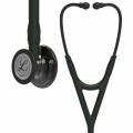 Littmann Cardiology IV Stethoscoop 6232 Smoke Black - Black Stem