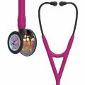 Littmann Cardiology IV stetoskop, regnbuefarvet bryststykke i