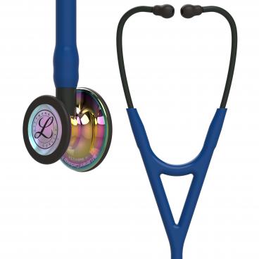 Littmann Cardiology IV Stethoscoop 6242 Regenboog Marine Blauw