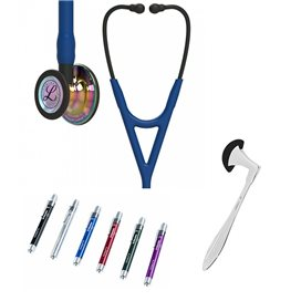 Buy, order, Littmann Cardiology IV Studentbox 6242 Rainbow Navy