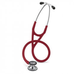 Littmann Cardiology IV Stethoscoop 6170 Mirror-Finish Burgundy