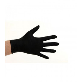 Buy, order, Soft Nitrile Powder Free Gloves Black 100