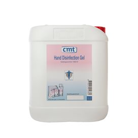 CMT Hand Disinfectant Gel Alcohol 5000ml