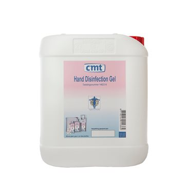 CMT Handdesinfectigel Alcohol 5000ml