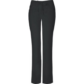 Mid Rise Moderate Flare Leg Pant