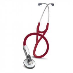 Littmann 3100 electronic stethoscope - Burgundy