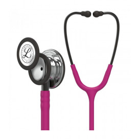 Littmann Classic III Stethoscope 5862 Mirror-Finish Raspberry