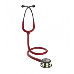 Littmann Classic III Stethoscoop 5864 Mirror-Finish Champagne Bordeaux