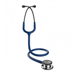 Littmann Classic III 5863 Stethoscope Mirror-Finish Navy Blue