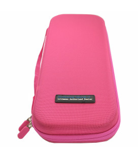 Carrying Pouch for Littmann Stethoscope XL Pink