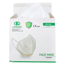 Mouth mask FFP2 10 pieces