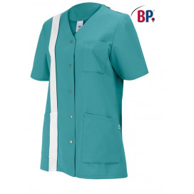 BP Womens coat short teal / white