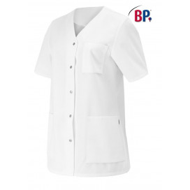 BP Womens jacket short white 100 % cotton