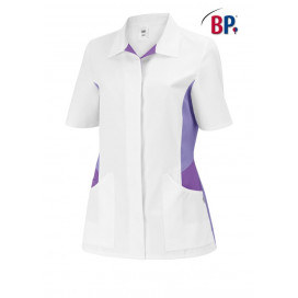 BP Womens jacket short white lilac