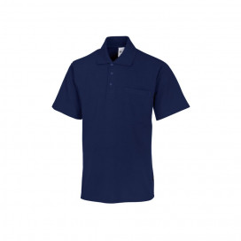 Polo shirt Unisex dark blue