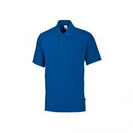 Polo shirt Unisex royal blue