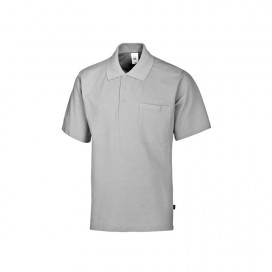 BP Polo unisex szary