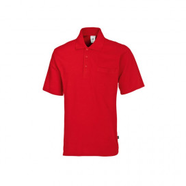 BP Polo unisex red
