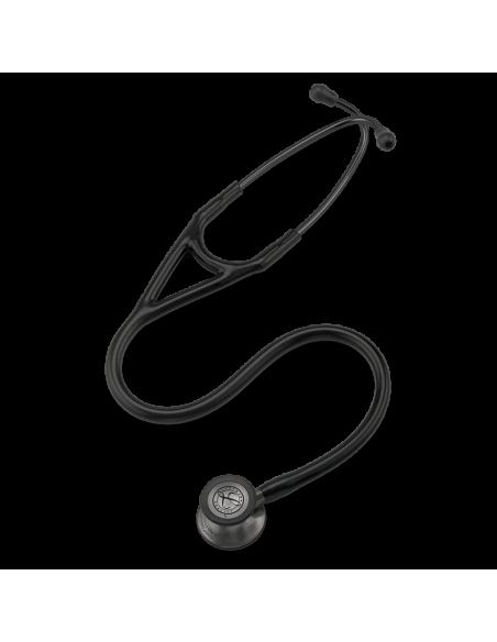 Littmann Cardiology IV Stethoscoop 6162 Smoke Special Edition Zwarte Slang