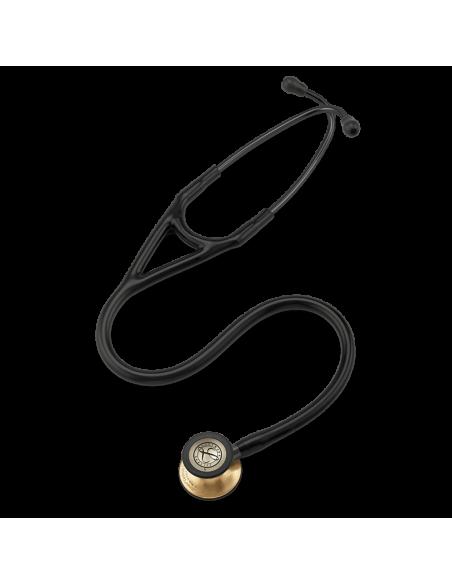 Littmann Cardiology IV Stethoscoop 6164 Koper Special Edition Zwarte slang