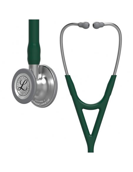 Littmann Cardiology IV Stéthoscope 6155 Vert Anglais