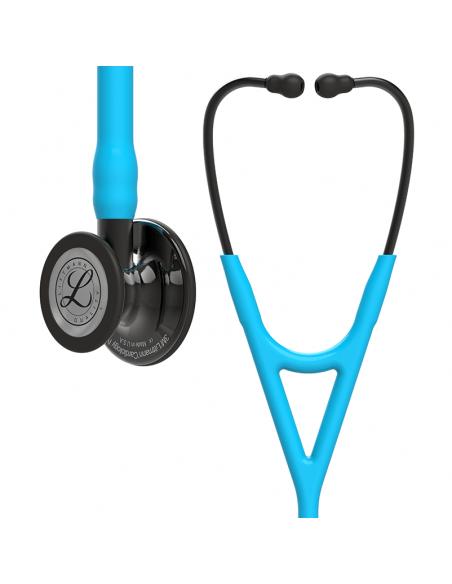 Littmann Cardiology IV Stethoscoop 6171 Turquoise Smoke Finish