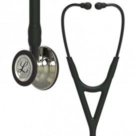 Stetoskop Littmann Cardiology IV - czarny przewód, głowica w