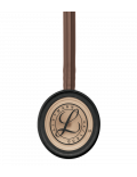 Littmann Classic III Stethoscoop 5809 Special Edition borststuk in koperen afwerking chocoladebruine slang
