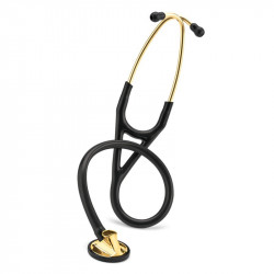 Littmann Master Cardiology Stethoscope Brass-Finish Chestpiece