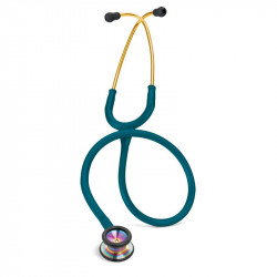 Littmann Classic II Paediatric Stethoscope - Caribbean blue Rainbow edition
