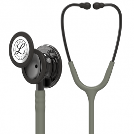 Littmann Classic III Stethoscope 5812 Smoke Special Edition Dark Olive Green Tube