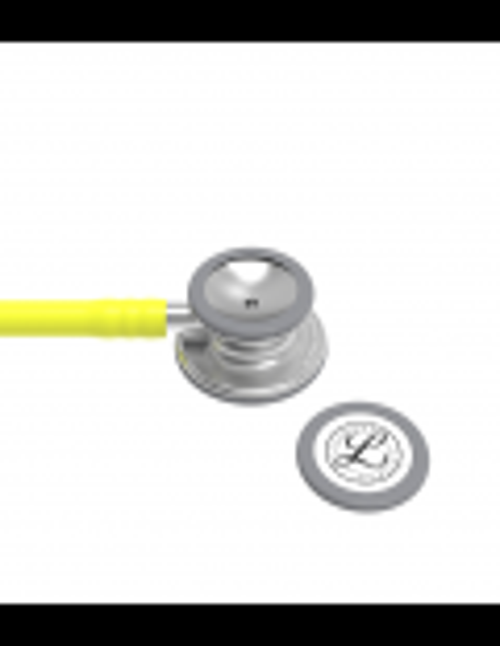 Стетоскоп Littmann Classic III, трубка лимонно-лаймового цвета, 69 см, 5839