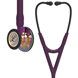 Littmann Cardiology IV Stethoscoop 6239 Mirror-Regenboog Paars